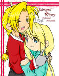 + Hagaren - Edward and Winry +