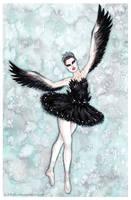 Black Swan by rhabi