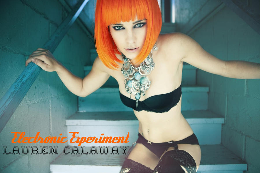 Electronic Experiment by LaurenCalaway