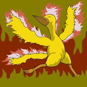 I'm a fabulous phoenix