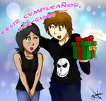 regalo cumple Kuki-nee 1