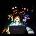 Five Nights in Kaitogirl