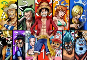 One Piece 1000