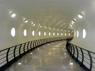 White Tunnel by vondervotteimittiss