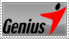 Genius Tablet Stamp by SketchyStars