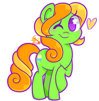 Art Trade: MaggyMss by Mochi--Pon