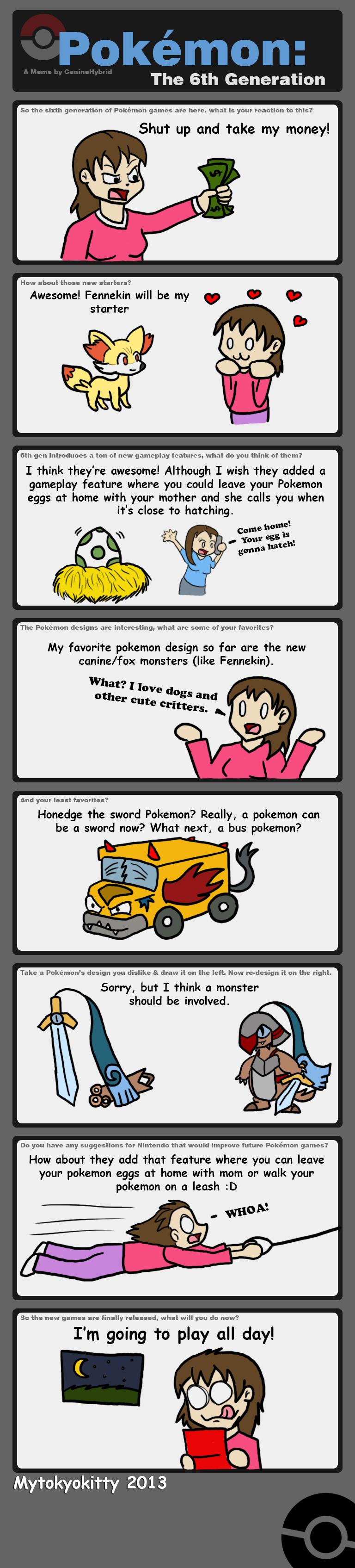 my_pokemon_x_and_y_meme_by_mytokyokitty d6q293t pokemon 6th gen meme favourites by caninehybrid on deviantart