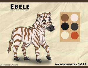 Ebele Character Sheet