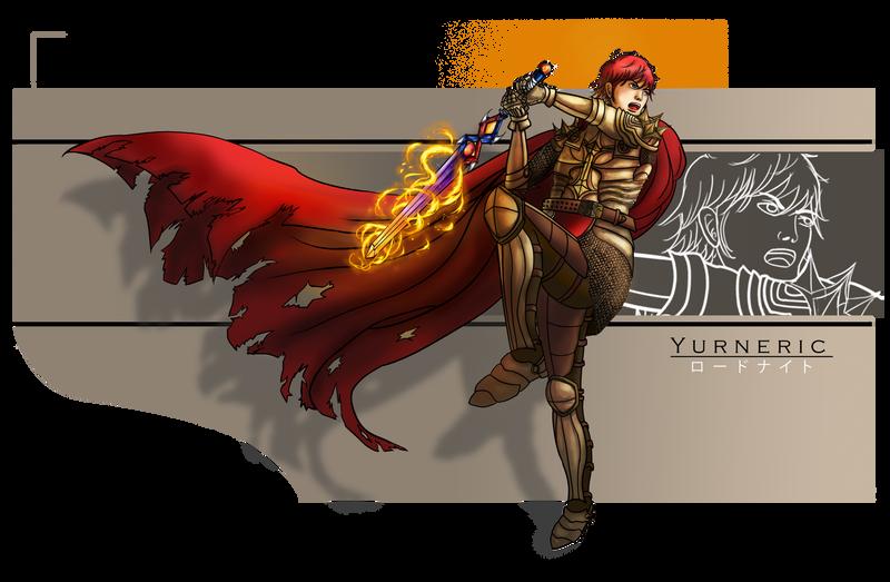 Yurneric by Helija