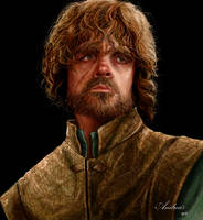 Tyrion Lannister by AndreaCCastaneda