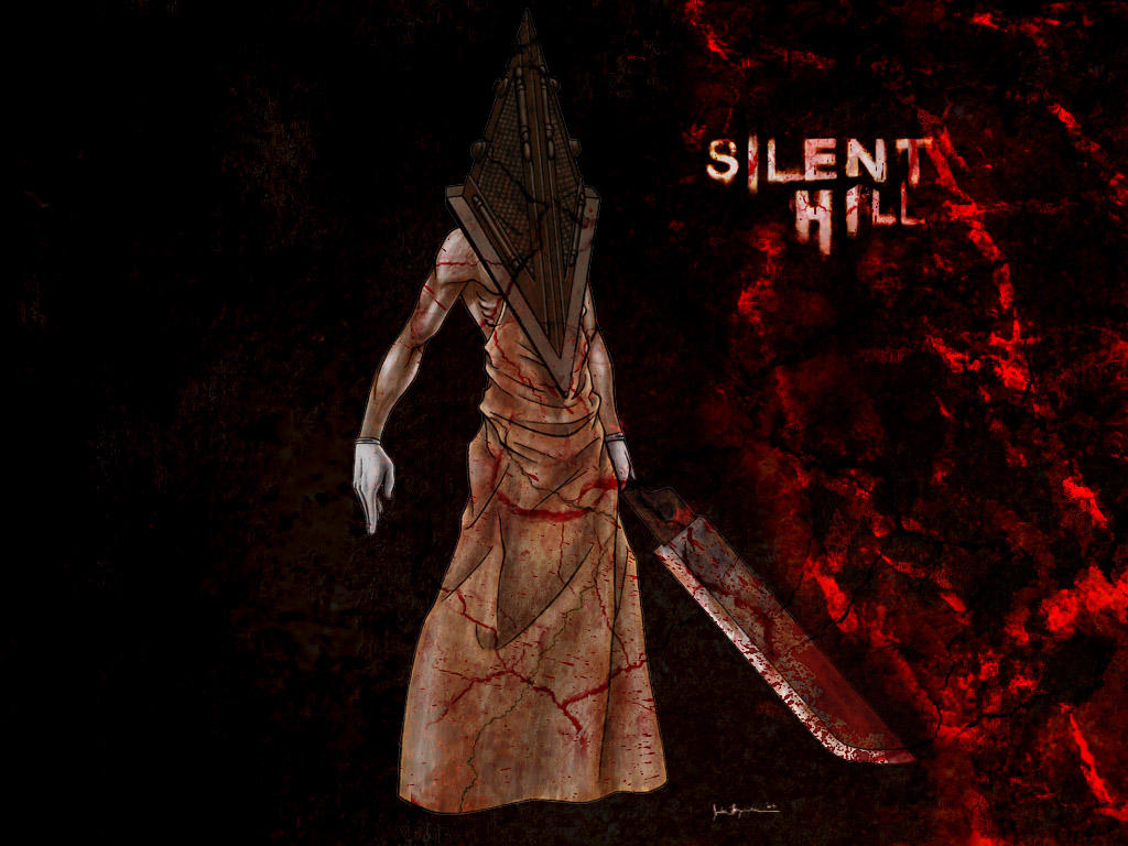 pyramid Head wallpaper by jaybob