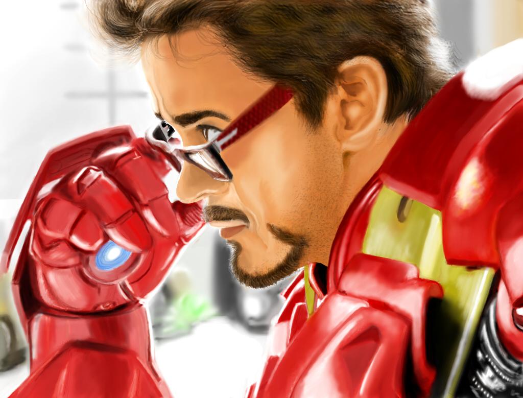 Iron Man finished!!! by emisnowake