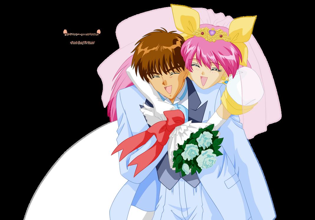 The Wedding by riho88riho