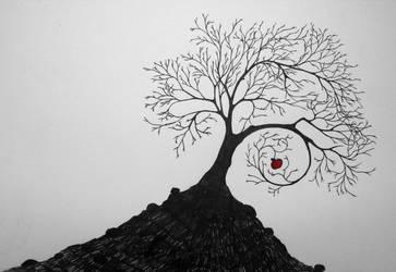 Apple Tree by Skewy