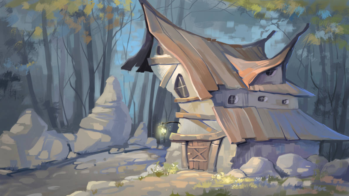 Forest House by Grafikwork