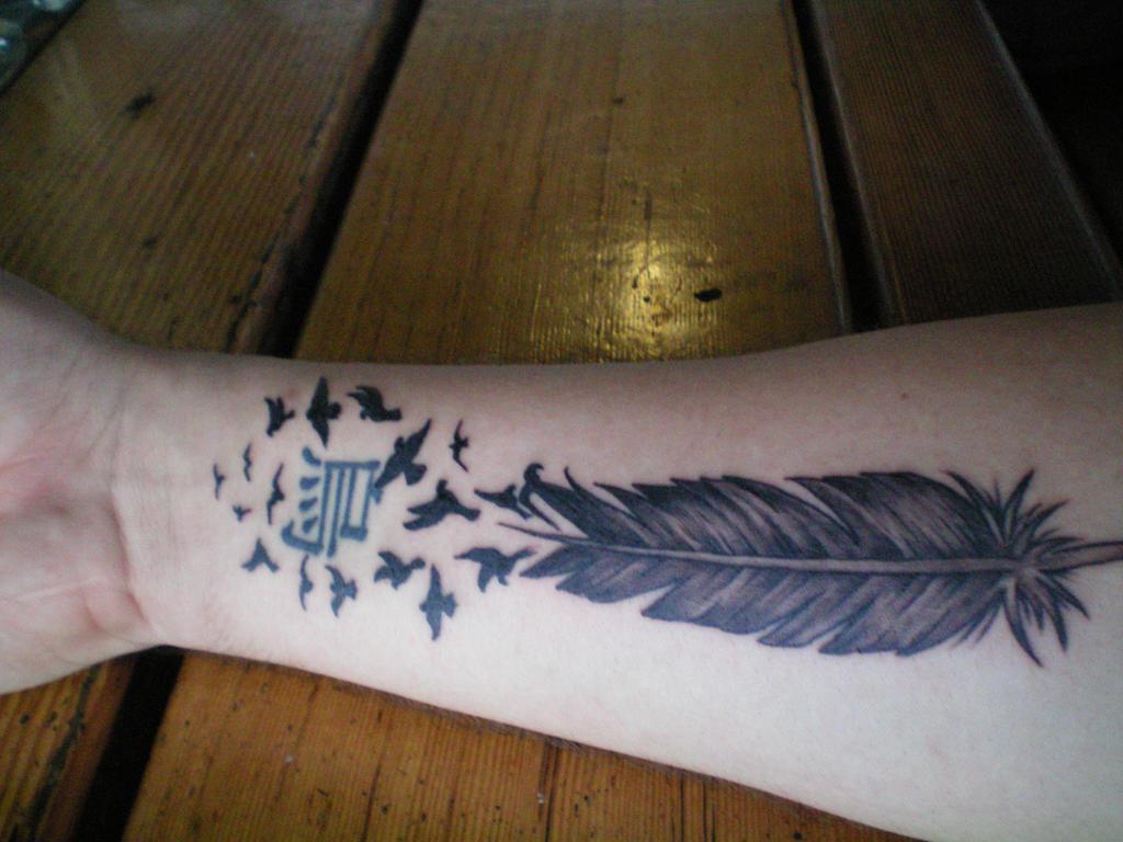 My New Tattoo by berserk2000