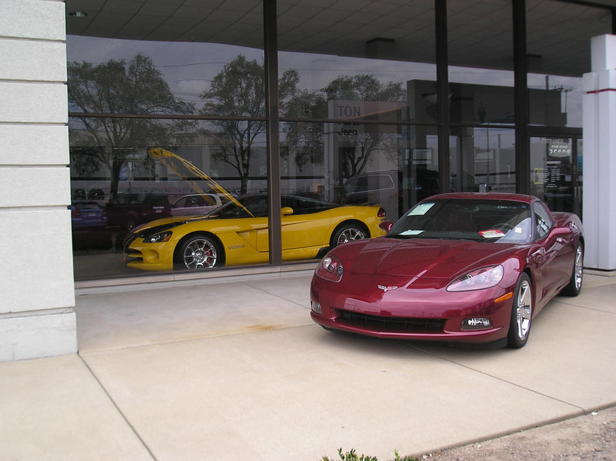 American Exotics To Kia Motors By Fluttershyphoenix On