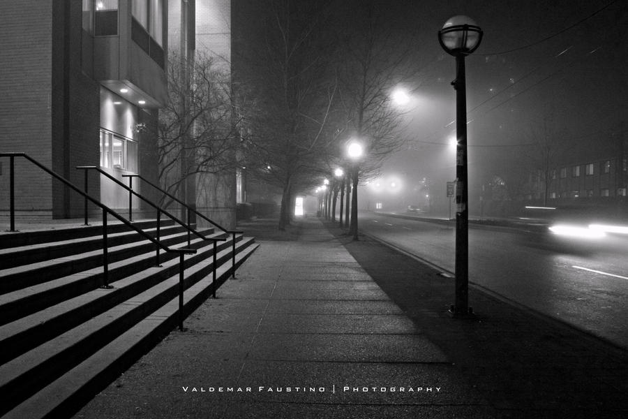 Night Fog by Val-Faustino