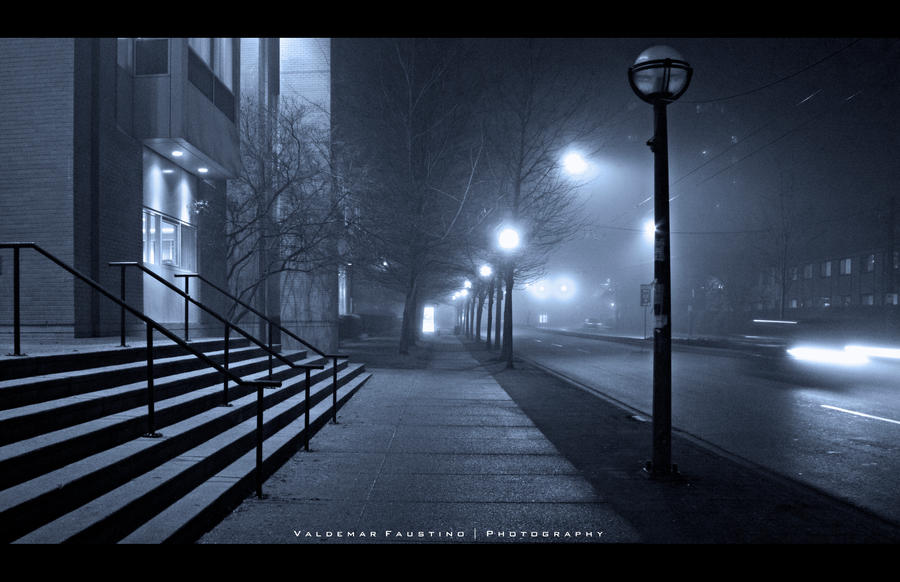 Fog Night II by Val-Faustino