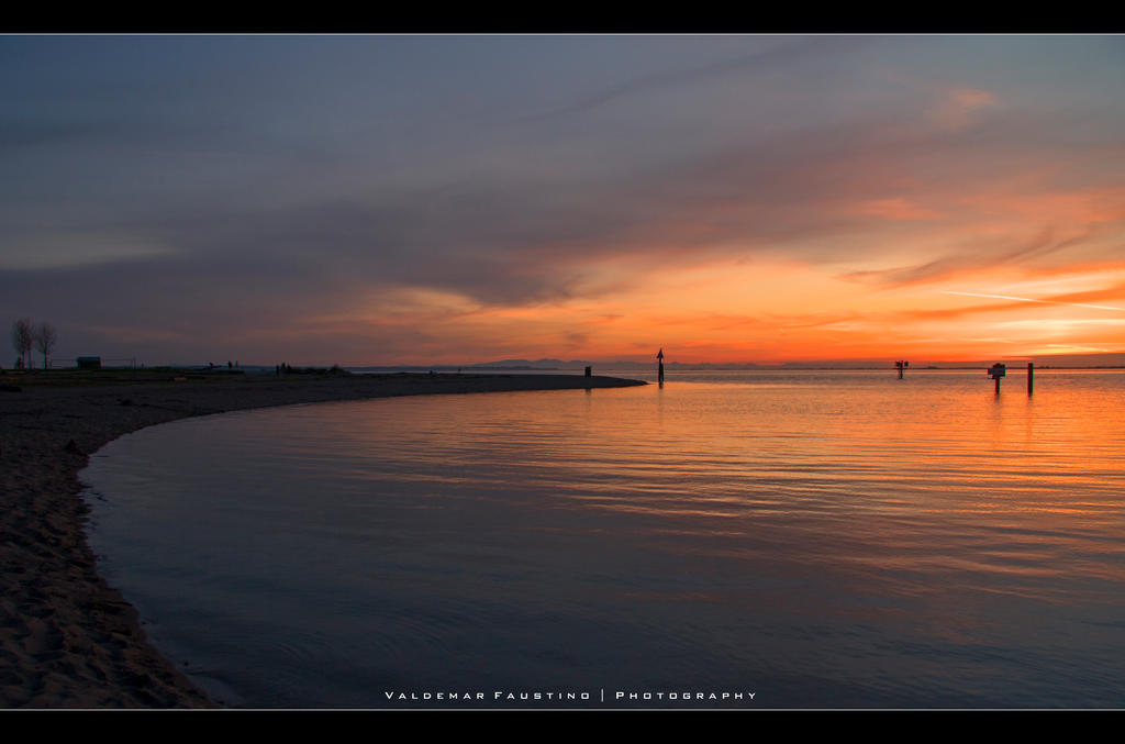 Beyond the Sunset by Val-Faustino