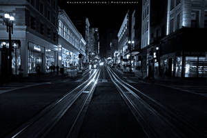 Tram Lines by Val-Faustino