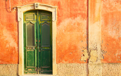 Doors of Portugal 2 by Val-Faustino
