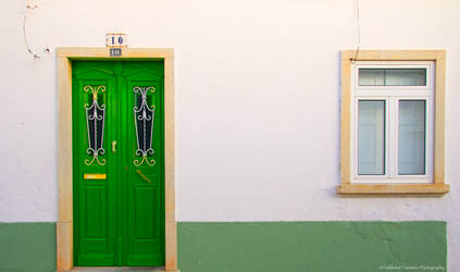 The Doors of Portugal 9 by Val-Faustino