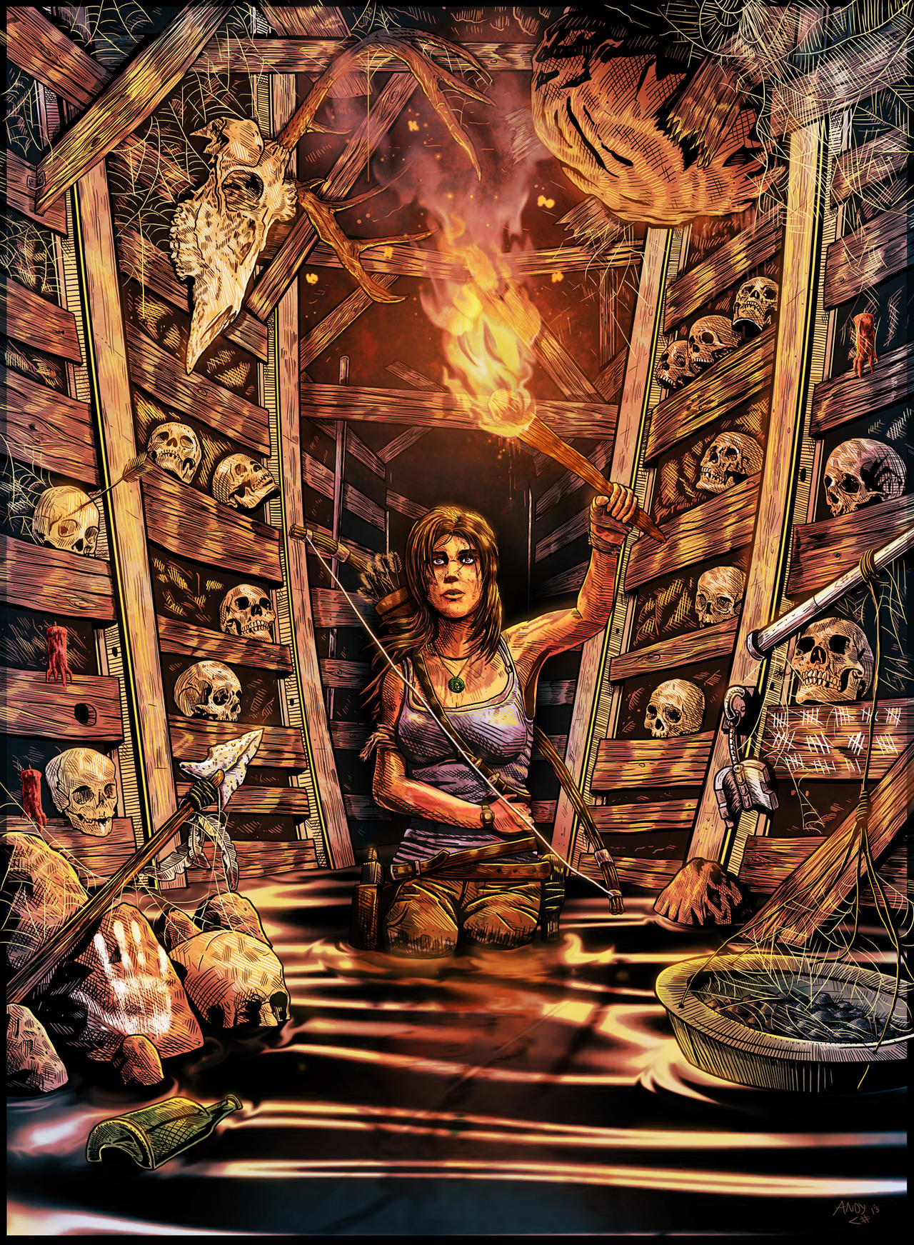 Tomb Raider Reborn by Wonderwig