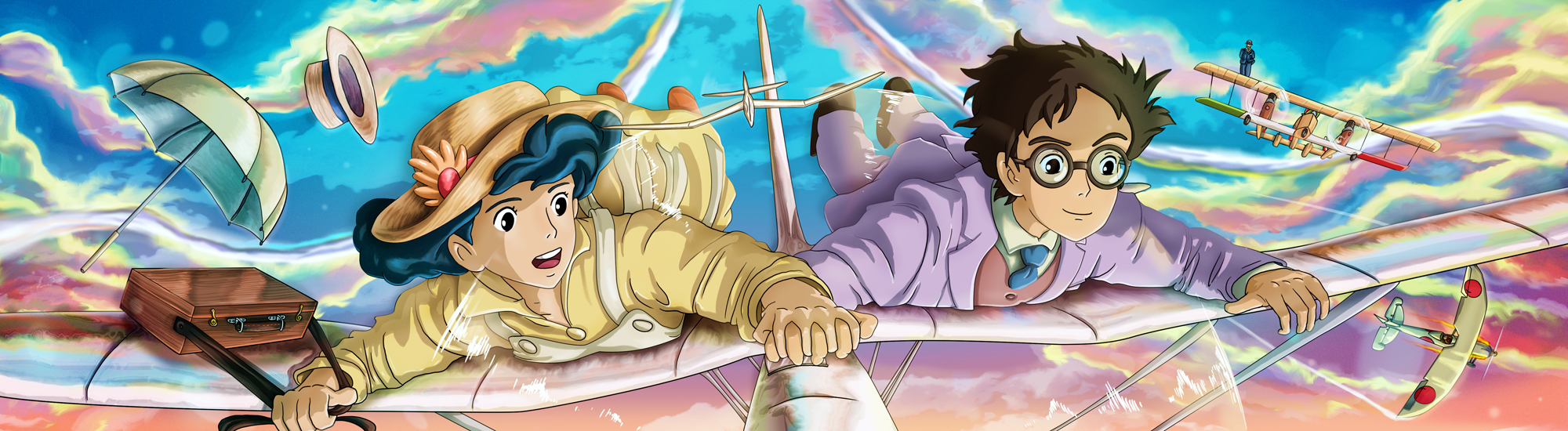 The Wind Rises Entry By Wonderwig