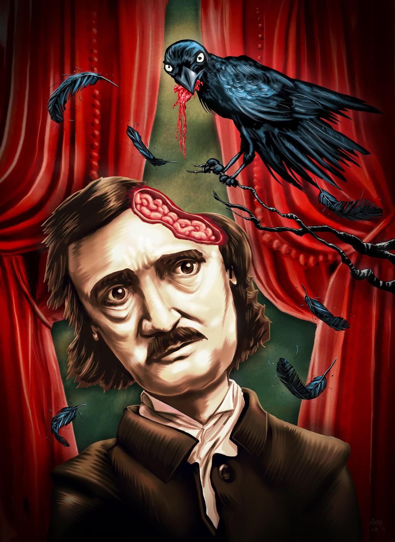 The Raven by Wonderwig