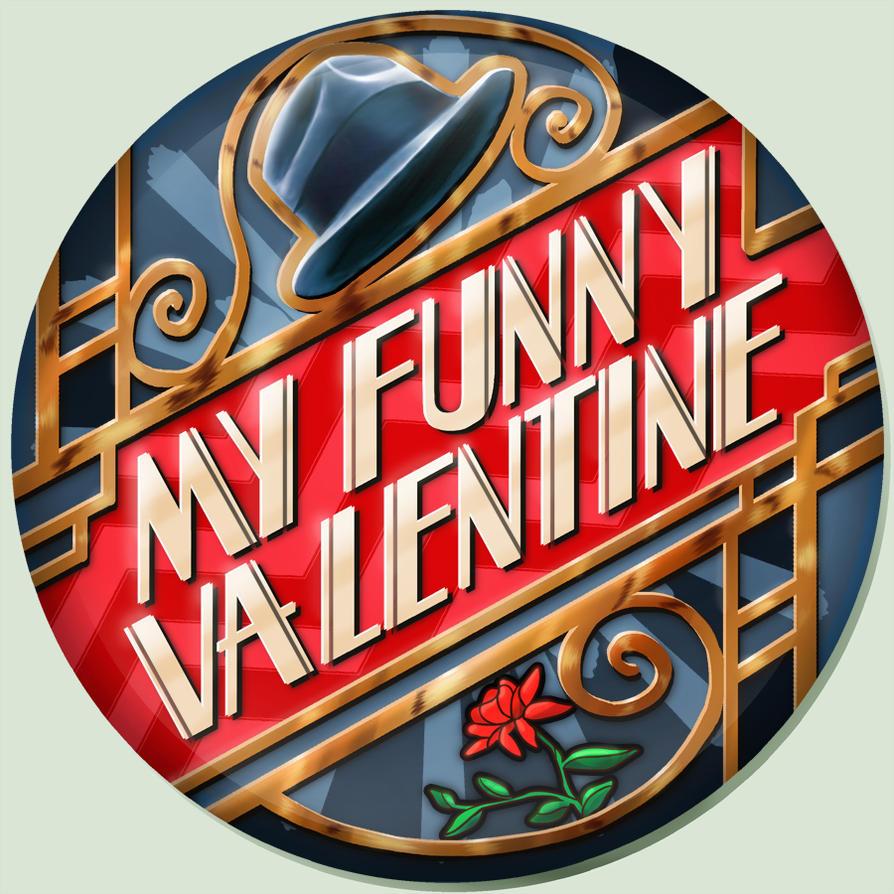 My Funny Valentine by Wonderwig