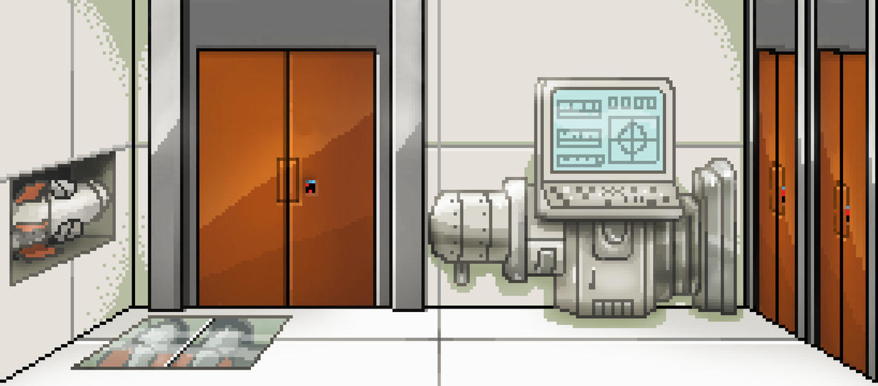Weapon Room by Wonderwig
