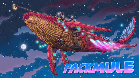 Packmule - Starback by Wonderwig