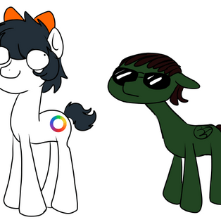 DON'T CLICK MY CUTIE MARK. by Color--Spectrum