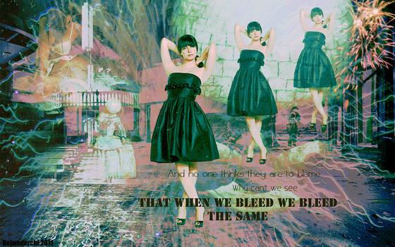When we bleed