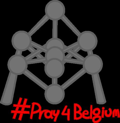 #Pray4Belgium by NightDrawnFics