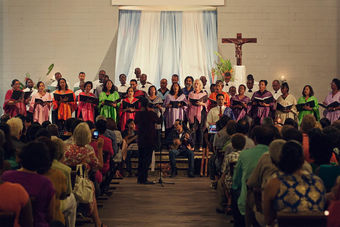 Choir by SurinameBlogger