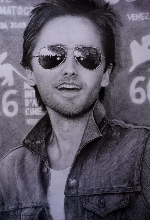 Jared Leto by HayleyLV