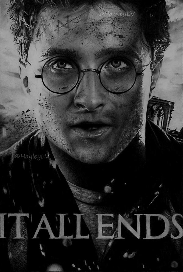 Harry Potter - It All Ends by HayleyLV