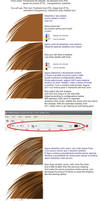 hair tutorial on corel Draw X3