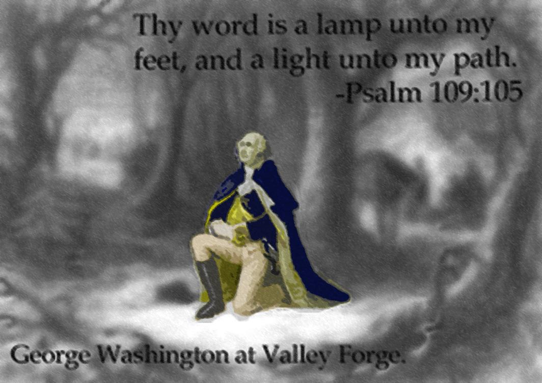George Washington by SmileLee