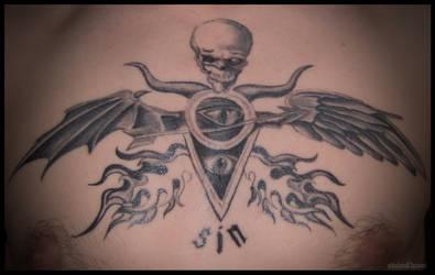 tattoo on my chest 2006 by nikolass by nikolass83gianni