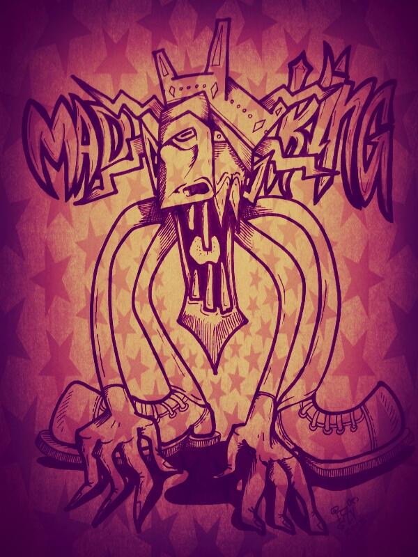 mad king by nikolass