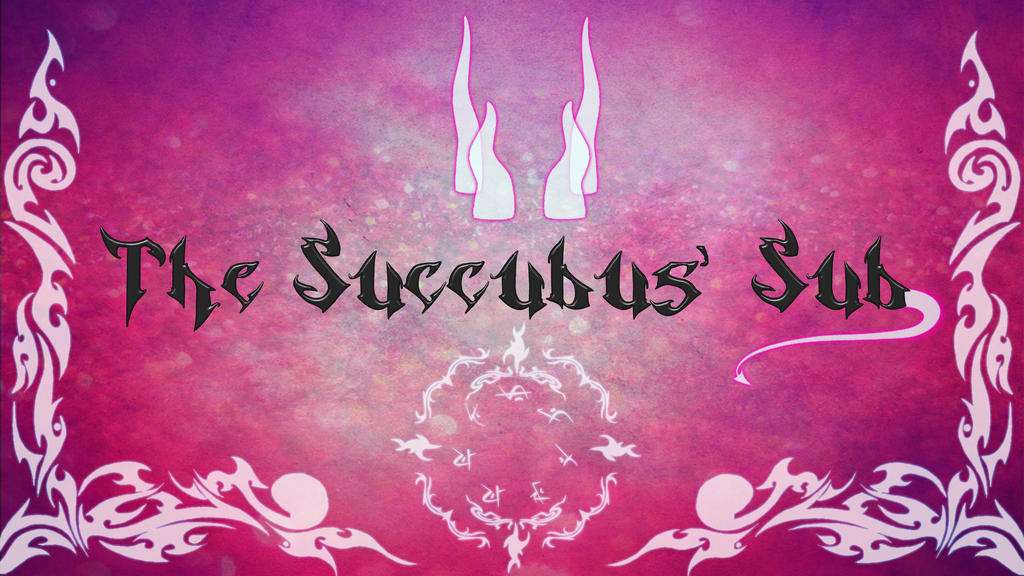 The Succubus' Sub Wallpaper by DevilishDreams