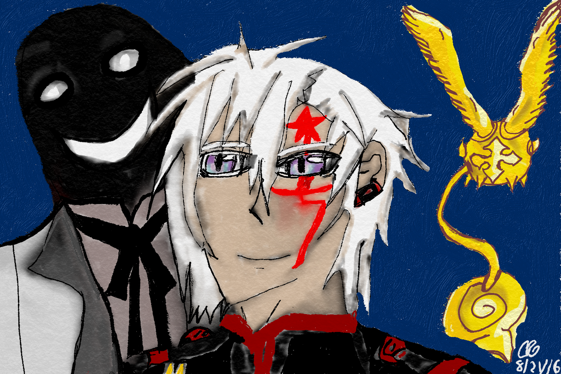 DGM Allen II by bluestreak1050