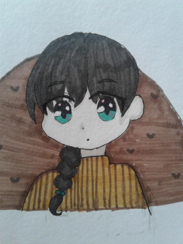 Braid Brown girl? by AnimationTM