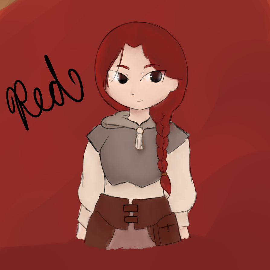 Red by AnimationTM