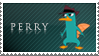 Perry Stamp by EternalxRequiem