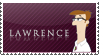 Lawrence Stamp by EternalxRequiem