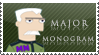 Major Monogram Stamp by EternalxRequiem